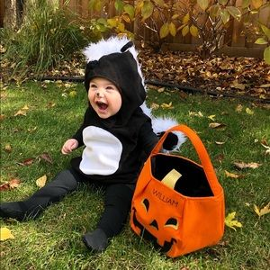 Baby Skunk Costume 12-24mo from Pottery Barn Kids